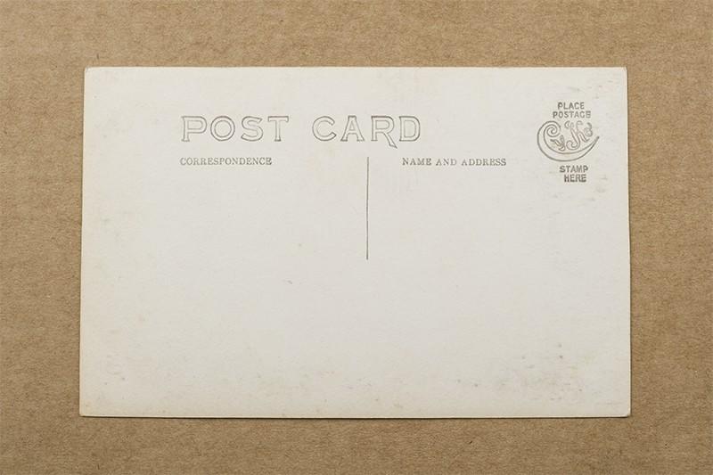 """Greatest Health Invigorator Known"" Postcard (back of card)"