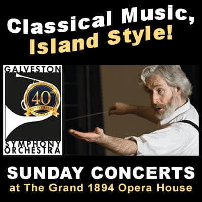 The Galveston Symphony Orchestra
