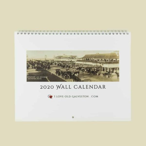 2020 Classic Wall Calendar (cover)