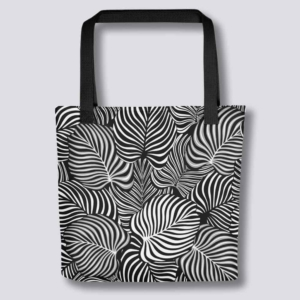 Fanciful Fronds Tote