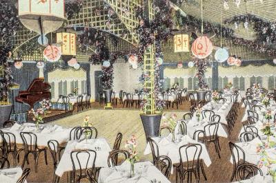 The Chop Suey Cafe