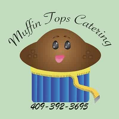 Muffin Tops Catering advertisement